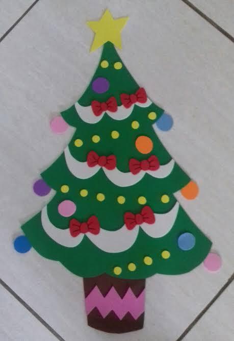 Como fazer Árvore de natal