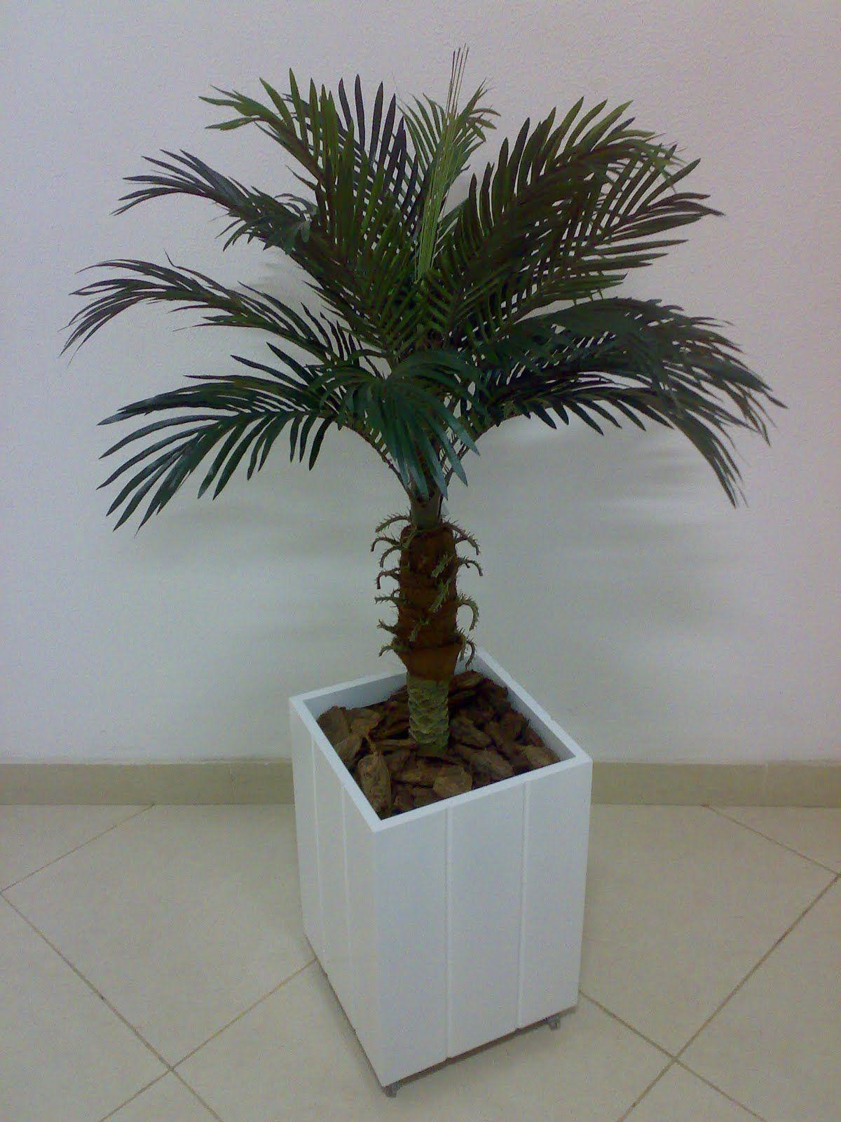 Plantas artificial para vaso